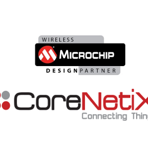 CoreNetiX Joins Microchip's Design Partner Ecosystem as Wireless Specialist